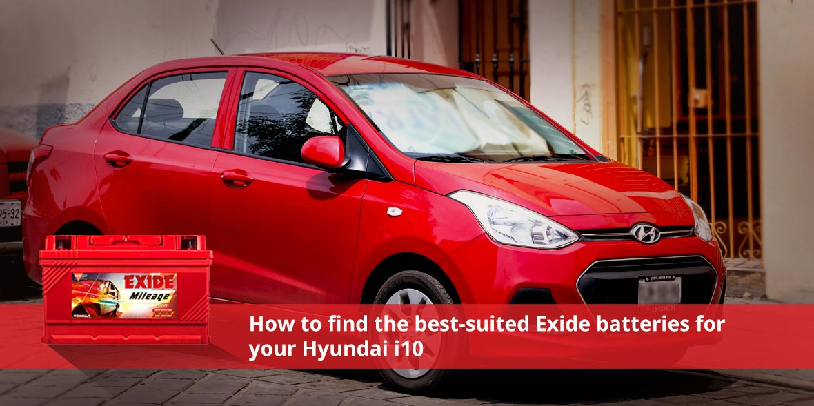 How to find the best-suited Exide batteries for yo