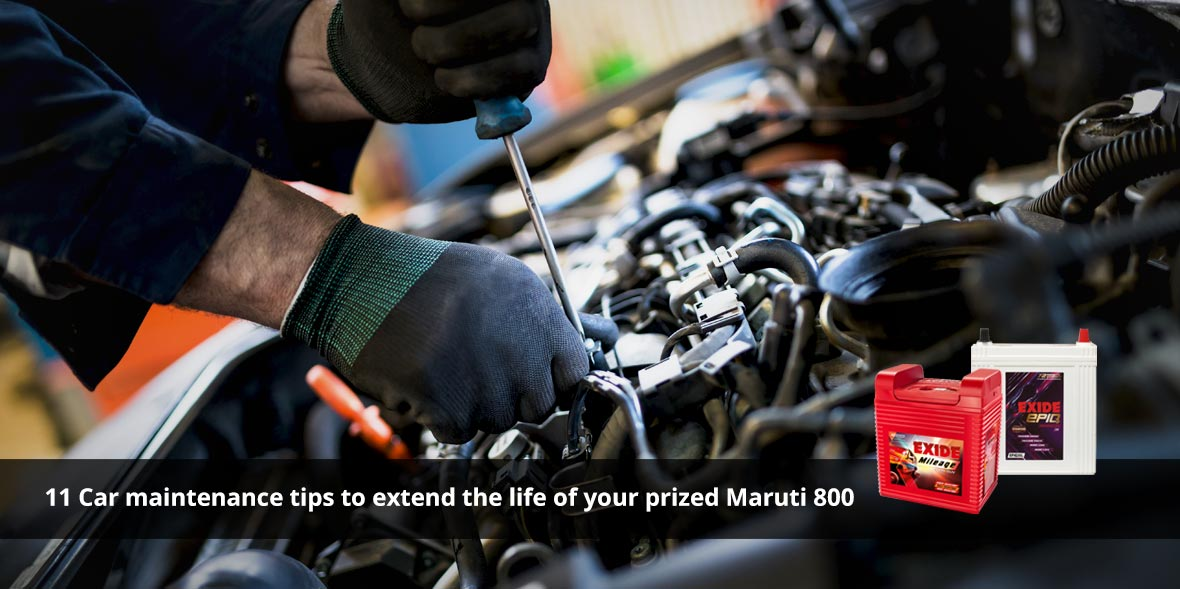11 Car maintenance tips to extend the life of your