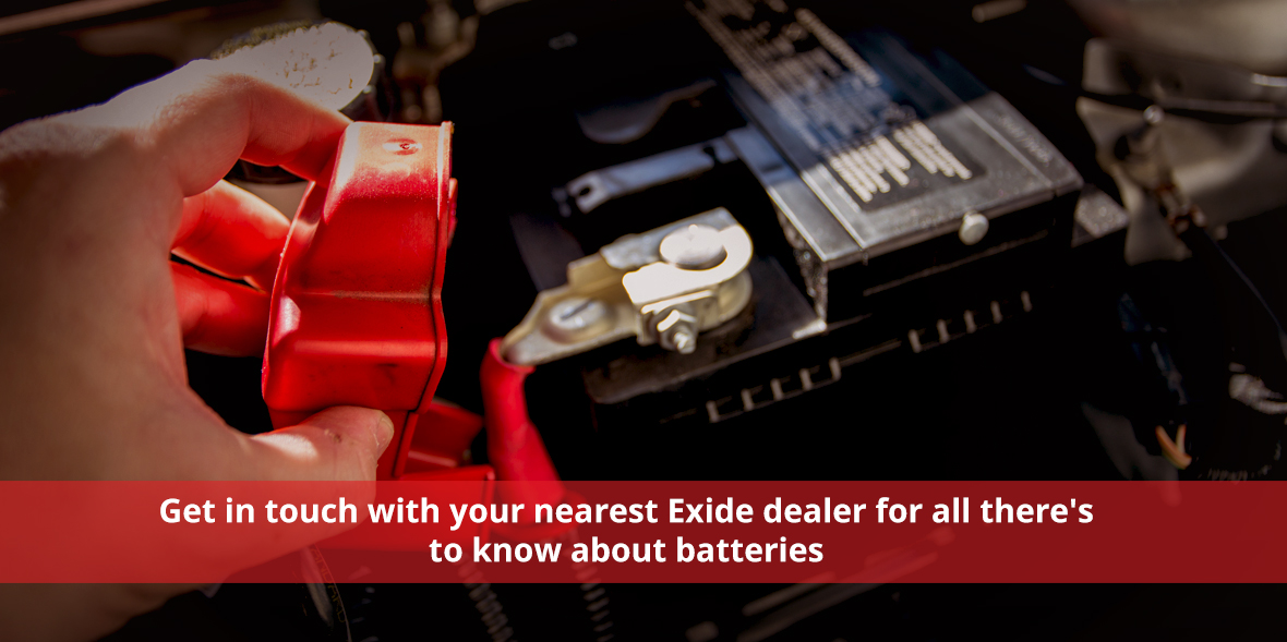 Know How to Find an Exide Care Outlet Near You