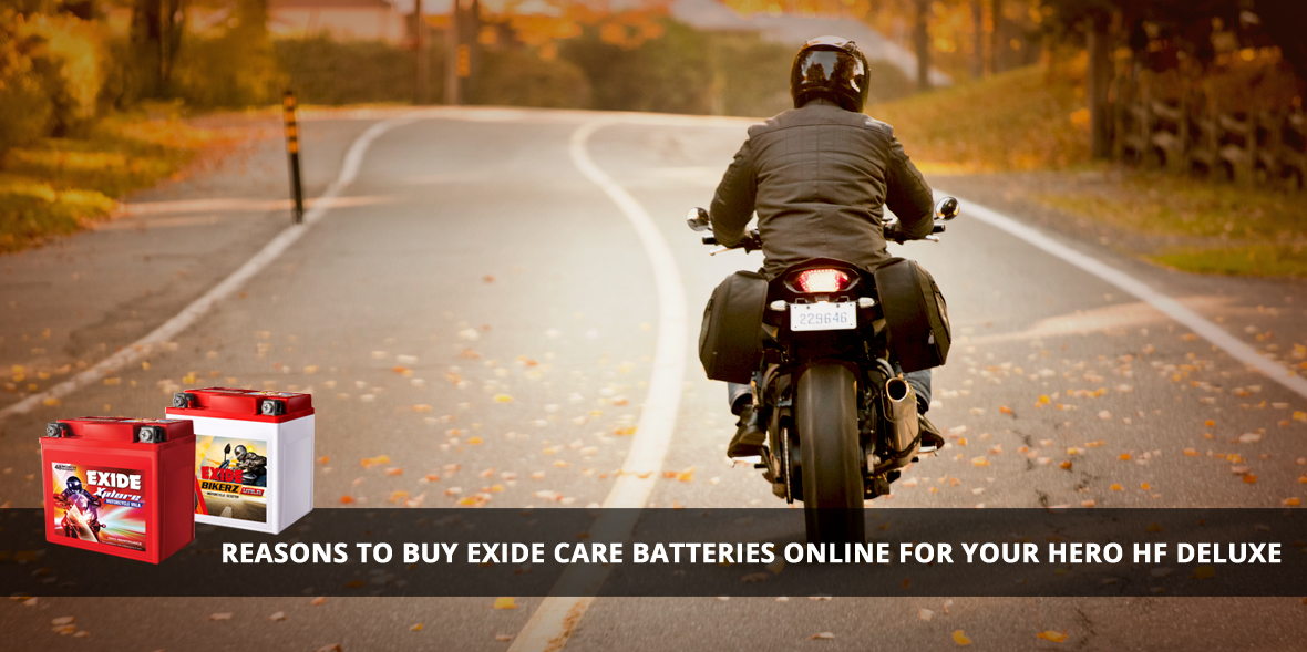 Reasons to buy Exide Care batteries online for you