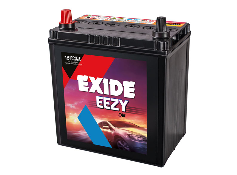 Drive your Swift Dzire with an Exide battery insid