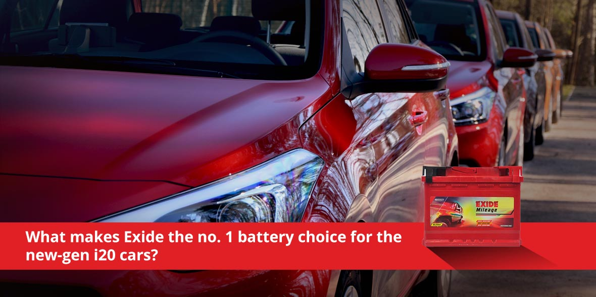 What makes Exide the no. 1 battery choice for the