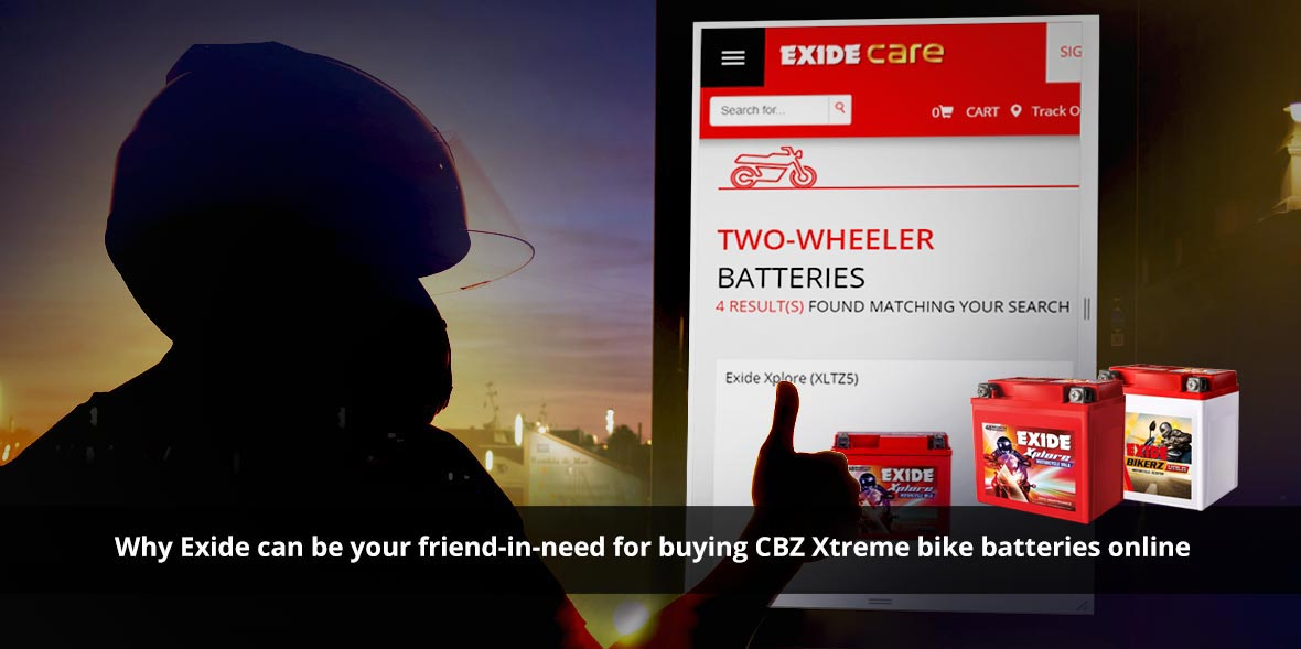 Why Exide can be your friend-in-need for buying CB