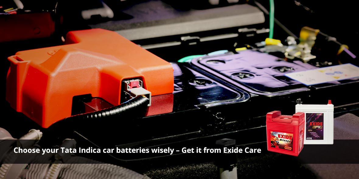 Choose your Tata Indica car batteries wisely - Get
