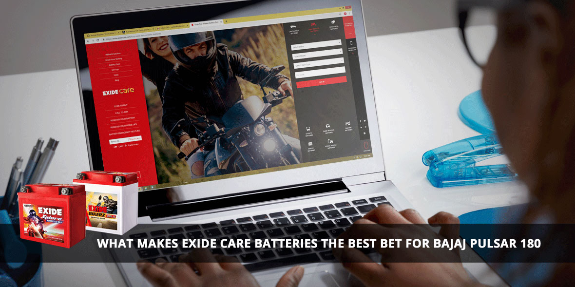What makes Exide Care batteries the best bet for B