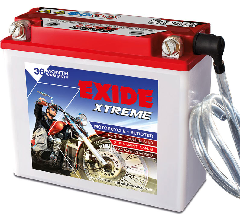 Power your Bajaj Pulsar 150 bikes with Exide Batte