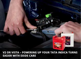 V2 or Vista - Powering up your Tata Indica turns e
