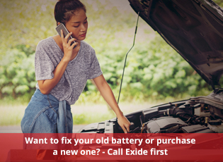 Want to fix your old battery or purchase a new one