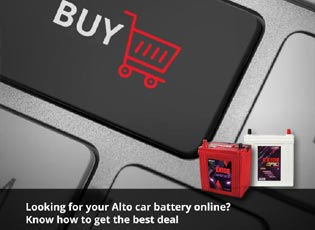 Looking for your Alto car battery online? Know how
