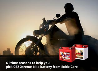 6 Prime reasons to help you pick CBZ Xtreme bike b
