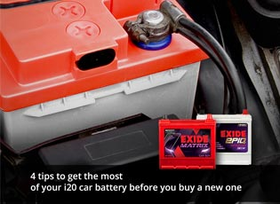 4 tips to get the most of your i20 car battery bef